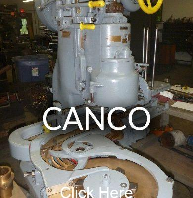Canco (American Can Co.) Seamers