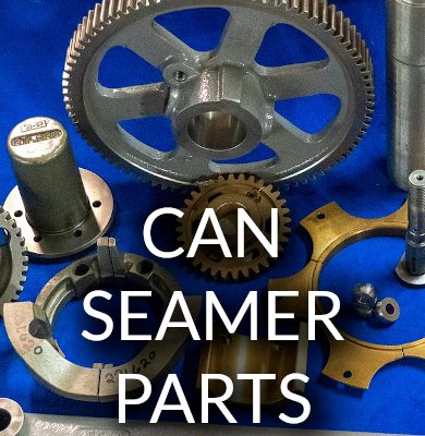 Can Seamer Spare Parts